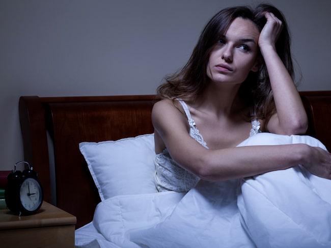Upplever du att du har sömnsvårigheter? Då kan det hända att boven i dramat är din mage.