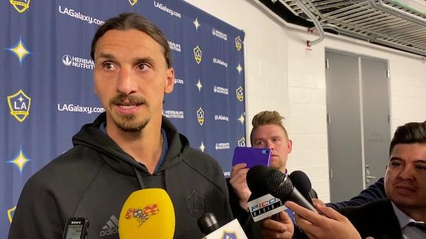 "Zlatan: ""Alla ringer mig"""