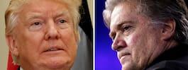 Trumps ordkrig – mot förre medarbetaren