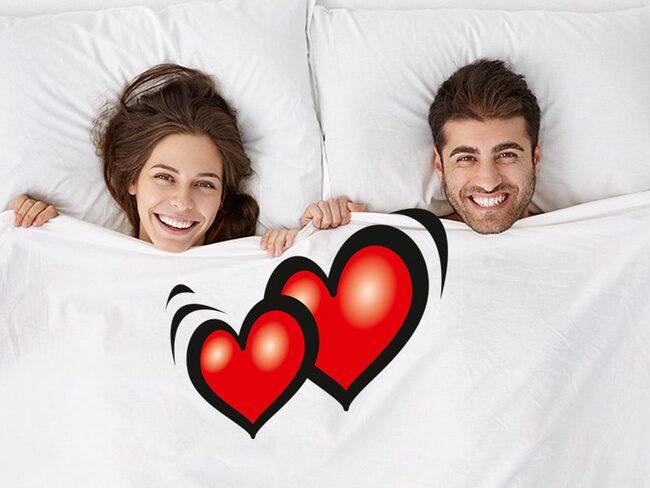 Sexlivet är en viktig kugge i en relation.