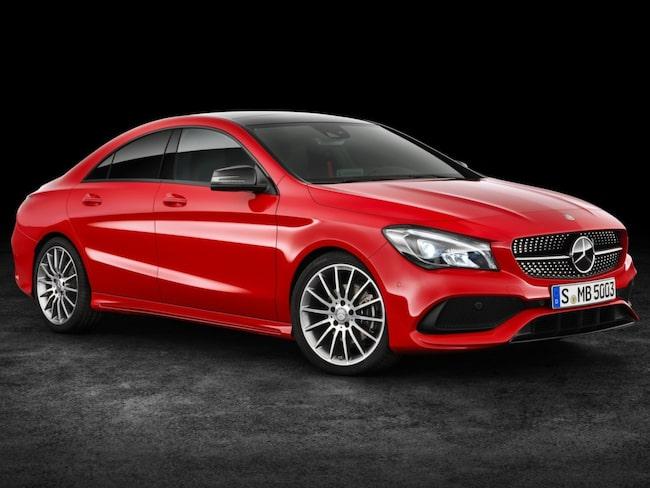 Mercedes CLA får mycket lågt kundbetyg i USA.