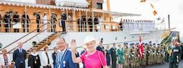 Margrethes sommar  – i det lyxiga palatset