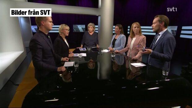 """Kinnunens angrepp på Wallström: """"Godhetstänk"""""""