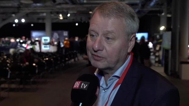 Lars Nykvist från Kvdbil om Stora Mobilitetsdagen