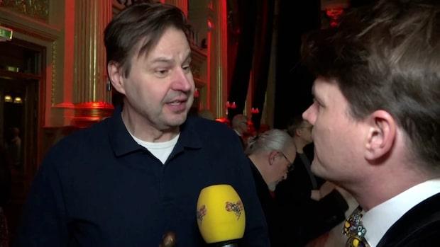 Operasångaren Peter Mattei tilldelas Sveriges äldsta musikpris