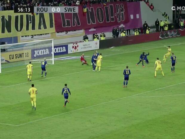 Höjdpunkter: Rumänien-Sverige