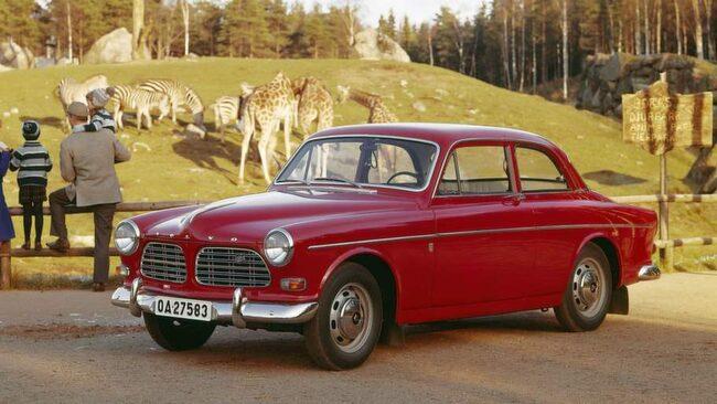 volvo 50 år Volvo: 50 år av bilar från Torslandafabriken | Allt om bilar  volvo 50 år