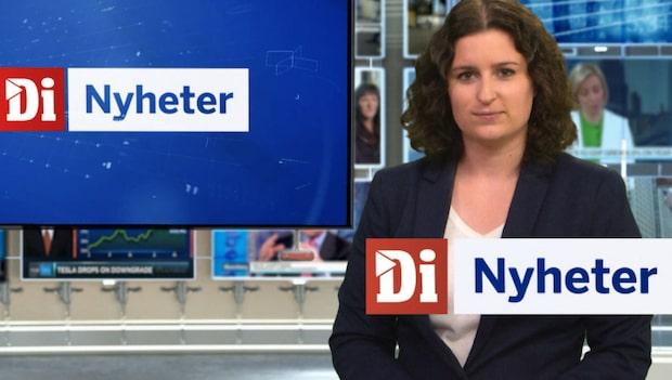 Di Nyheter 12.00 26 sep - Getinge faller tungt på börsen