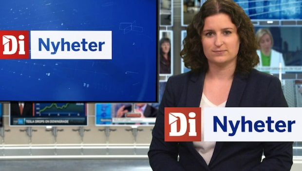 Di Nyheter 10.00 – 25 maj 2018