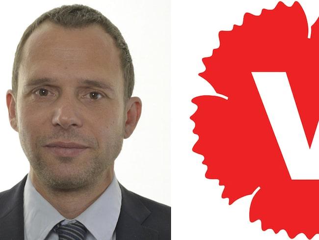 Jens Holm är Vänsterpartiets klimatpolitiska talesperson.