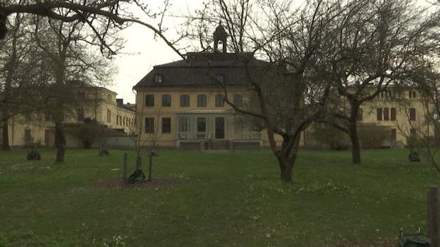 Sugen på att flytta in i ett slott?