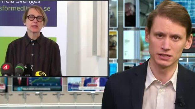 Di Nyheter: Historisk arbetslöshetssiffra från AF