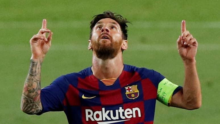 """BOMB! Två klubbar har kontaktat Messi"""""""