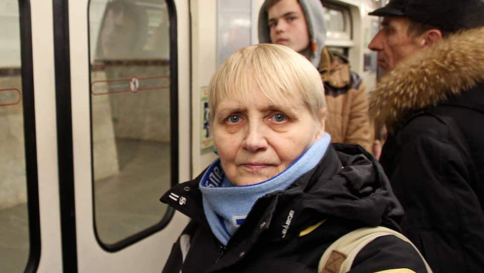 Natalja Kirilova. Foto: Alexander Chizhenok