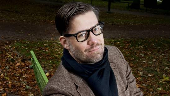 """Daniel Möller är docent och forskare i litteraturvetenskap. Han utkommer i vår med antologin """"Tre sekler av svenska pekoral""""."""