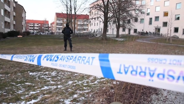 Misstänkt mord i Lund