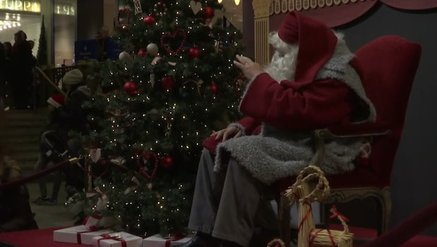 NK:s julskyltning avtäcks - det här ser besökarna mest fram emot i jul