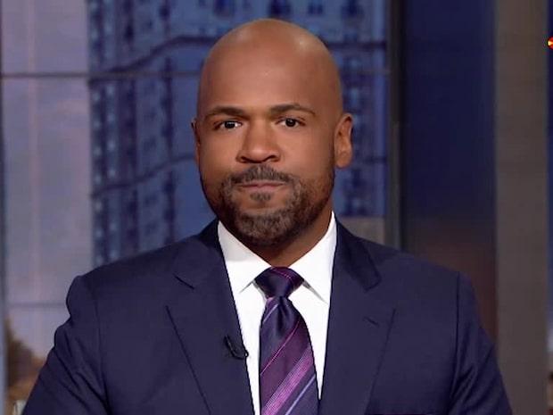 Klippet från 2019 fick spridning – CNN-ankaret kämpar mot tårarna
