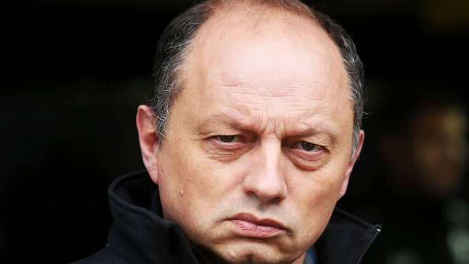 Frederic Vasseur blir ny teamchef i Sauber efter sparkade Monisha Kaltenborn. Foto: IMAGO SPORTFOTODIENST / IMAGO/CRASH MEDIA GROUP IMAGO SPORTFOTODIENST