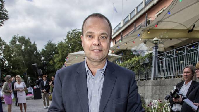 Sven Otto Littorin, före detta moderat partisekreterare och arbetsmarknadsminister Foto: MICHAELA HASANOVIC