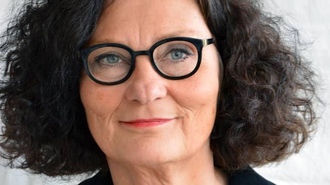 """Ebba Witt-Brattström, litteraturprofessor och medarbetare på Expressens kultursida, förstår inte Evelina Johanssons kritik mot """"Exfrun"""". Foto: MARIE KLINGSPOR ROTSTEIN"""
