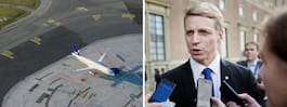 Nu blir det billigare att flyga från Köpenhamn – och dyrare från Sverige