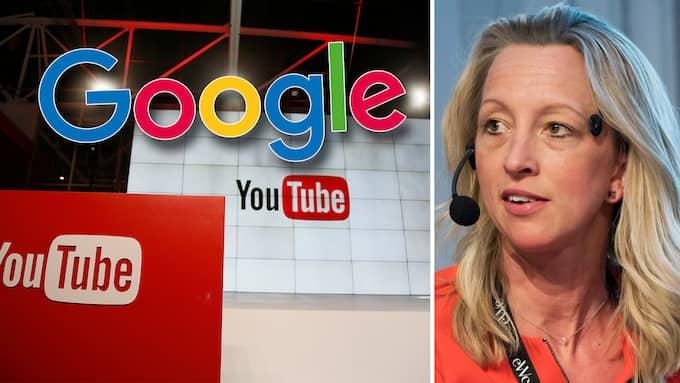 Anna Wikland, Google-chef i Sverige, borde arbeta för att företaget förbättrar sina algoritmer, satsar mer resurser på att hantera anmälningar och ser till att ha mer lokal personal som kan ingripa snabbare.