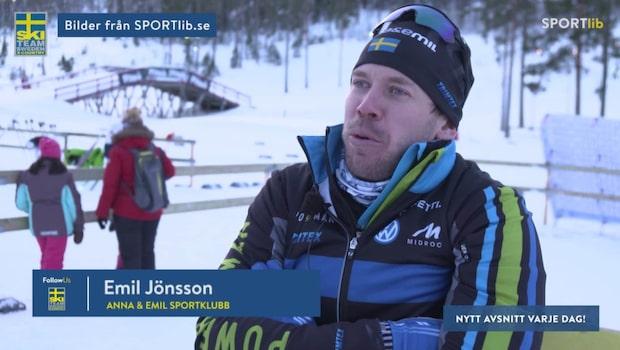 """Jönsson om Northug: """"Varit taggen i ögat"""""""