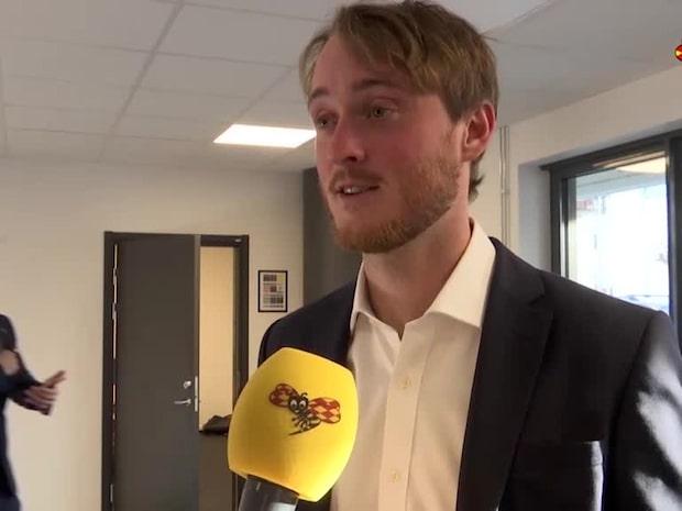 """Rasmus Jönsson: """"Att vi gör en bra match hjälper inte"""""""