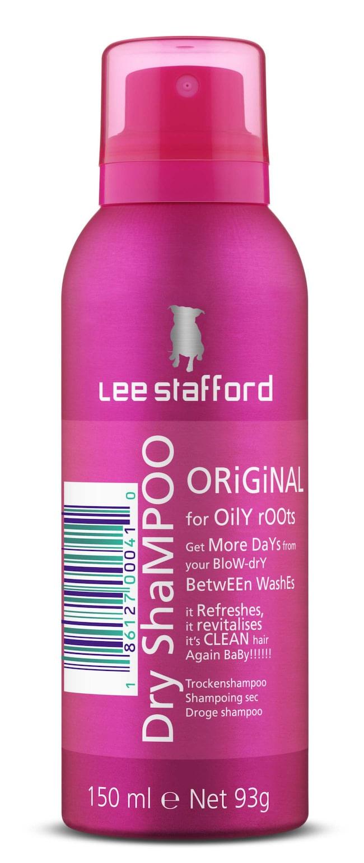 """<strong>Lee Stafford, Dry Shampoo Original, 150 ml, 79 kronor.</strong><br><span class=""""wasp-icon""""></span><span class=""""wasp-icon""""></span><span class=""""wasp-icon""""></span><br>Torrschampo formulerat för att öka livslängden på redan stylat hår, lovar att ta bort fett från hårbotten. <br>Ett torrschampo som gör sitt jobb, perfekt att använda mellan tvättarna. Minus för den starka doften."""