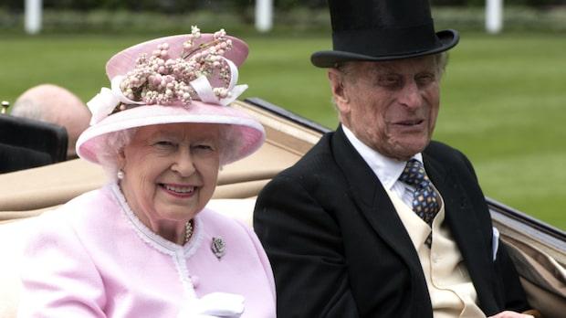 Prins Philip avsäger sig alla offentliga uppdrag