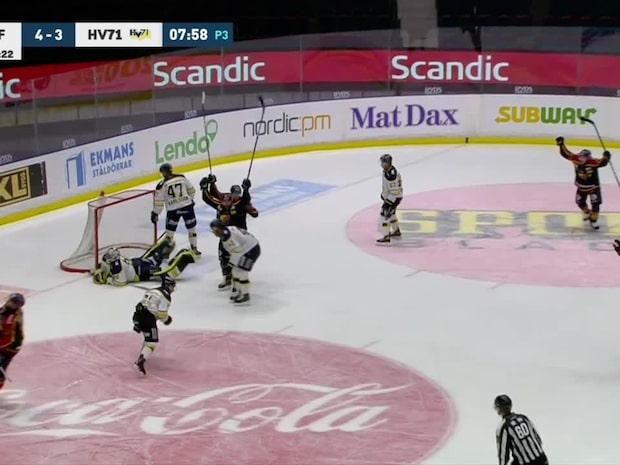 Djurgården klättrar från jumboplatsen – vann mot HV71