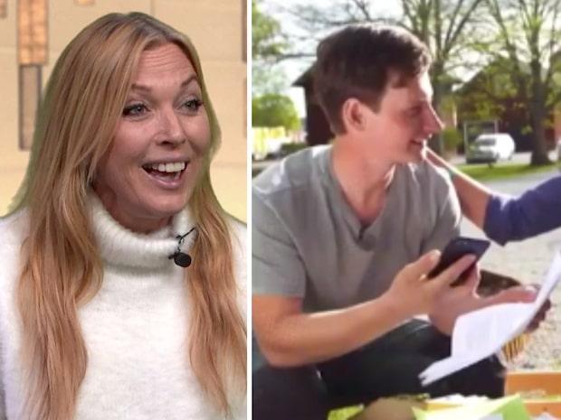 Uttorkning och kräkningar bakom kulisserna på nya Bonde söker fru