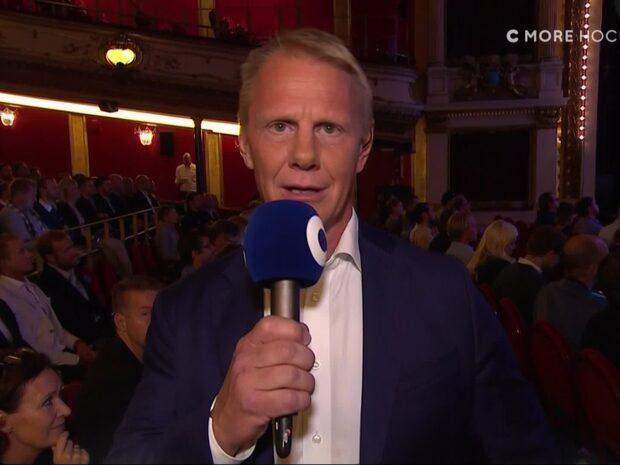 """Wikegård: """"Vi har inget namn på programmet än"""""""