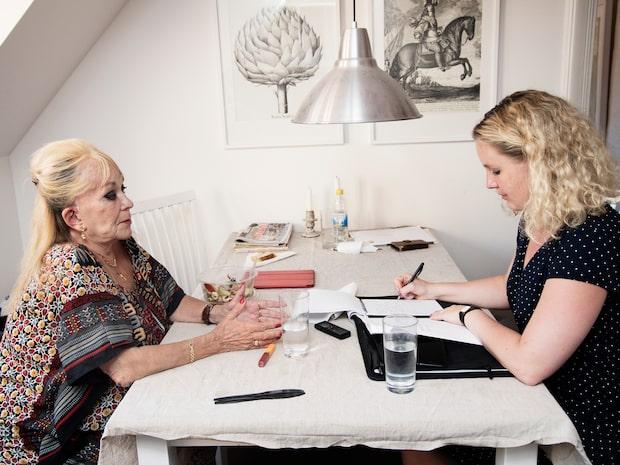 Anna Wahlgren om livet i Indien