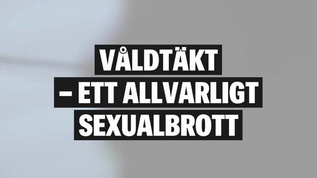 Våldtäkt – kan ge upp till 10 års fängelse