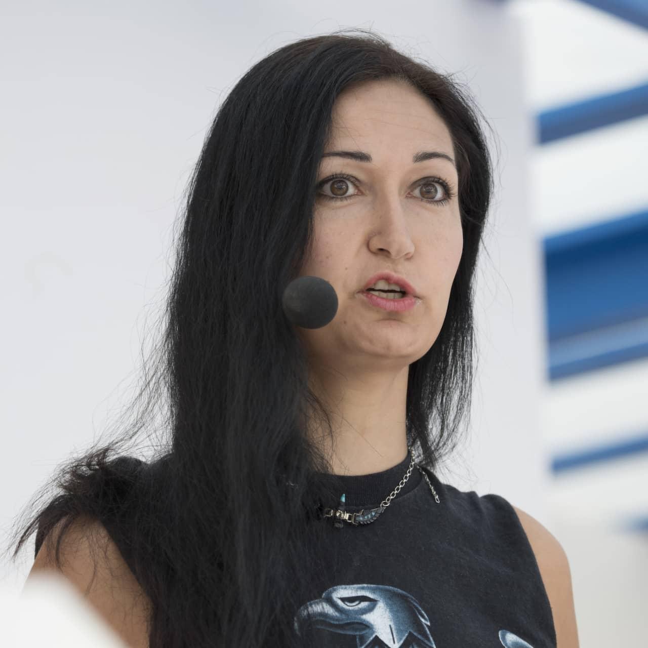 61. Sakine Madon