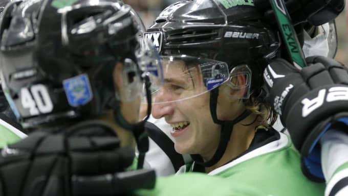 Jakob Lilja, till höger. Foto: Ronny Johannesson