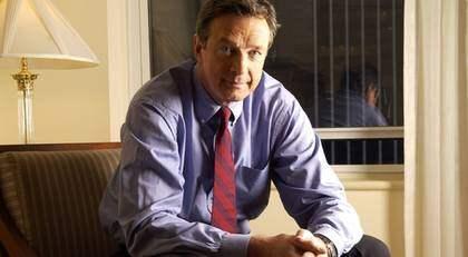 Jurassic Parks skapare Michael Crichton förlorade kampen mot cancern. Foto: Jim Cooper