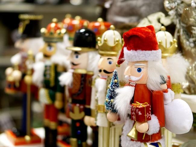 Många fina minnen finns att ta med sig hem från de brittiska julmarknaderna.