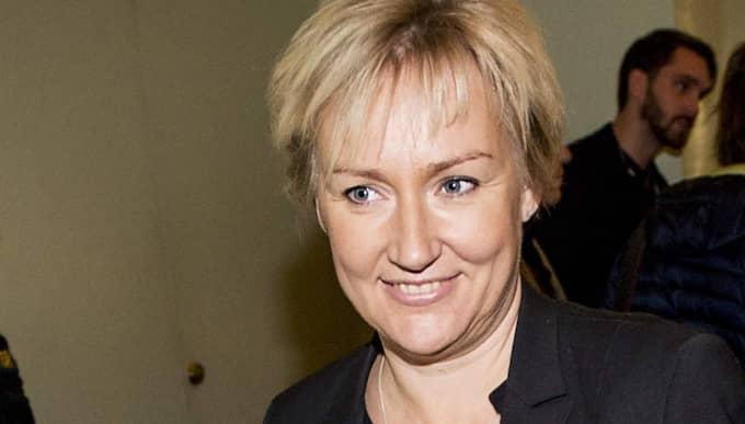 Helene Hellmark Knutsson, minister för högre utbildning och forskning. Foto: Jens L'Estrade