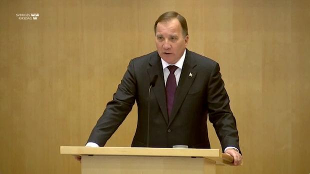 Här är de nya ministrarna: Ann Linde blir utrikesminister