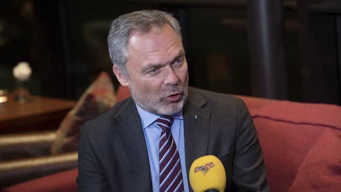 Jan Björklund (L). Foto: SVEN LINDWALL