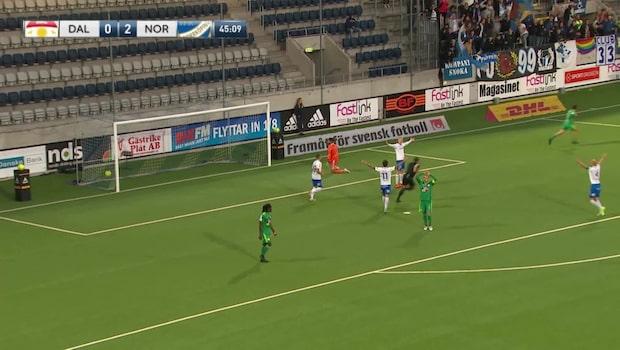 Höjdpunkter: Dalkurd-IFK Norrköping