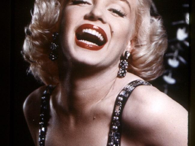 Marilyn Monroe gick bort 1962.