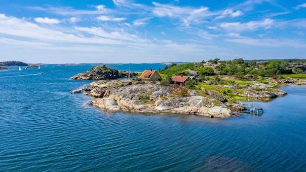 Svenska ön till salu – för 20 miljoner kronor