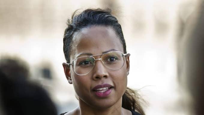 Kulturminister Alice Bah Kuhnke (MP). Foto: Lisa Mattisson Exp