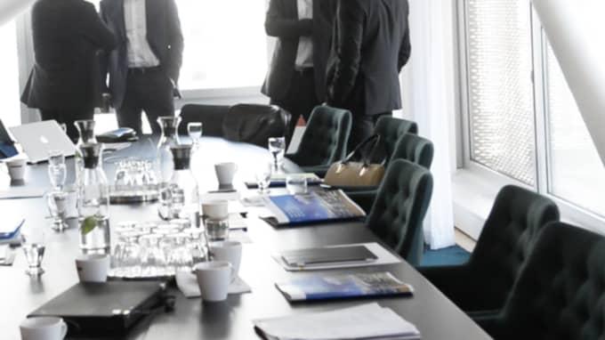 Minst 40 % ska vara kvinnor i bolagsstyrelserna, enligt förslaget. Foto: Olle Sporrong