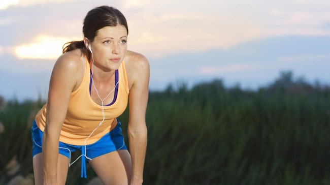 <span>Motion kan fungera lika bra som antidepressiv medicin enligt studier. <br></span>