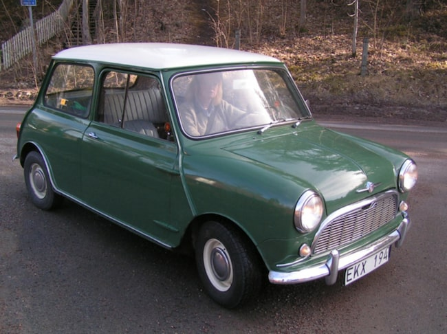 Klassiker en provtur i mini 850 fr n 1965 allt om bilar for Darcy motors morris illinois